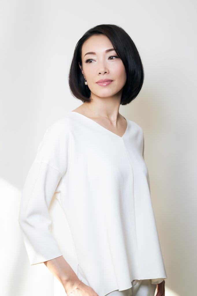 モリ タマキ Photo by SHITOMICHI(vale.) Hair & Make by 木下庸子